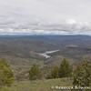Prineville Reservoir from Taylor Butte