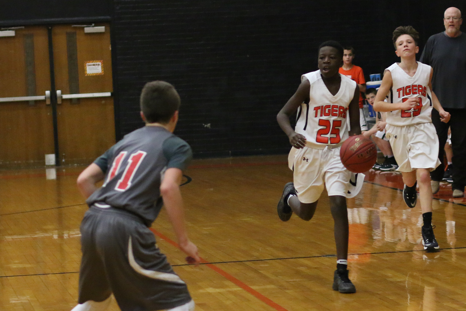 Photos 7th Grade Boys Basketball Vs Nixa Republic Tiger Sports