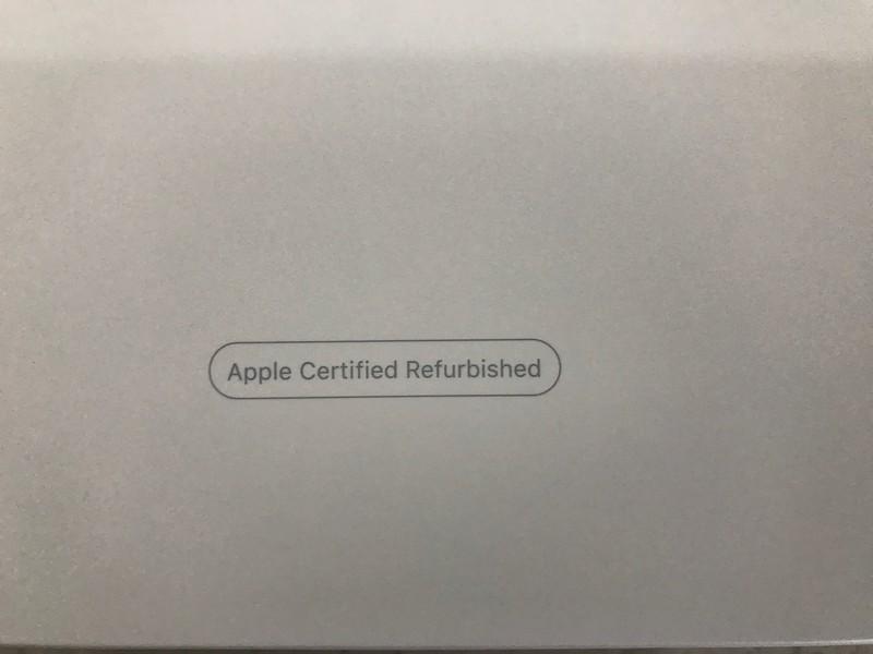Refurbished 13.3-inch Macbook Pro Touch Bar