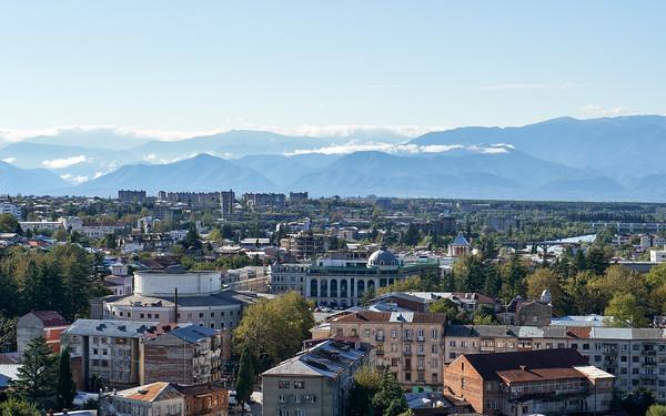 Panorama of Kutaisi