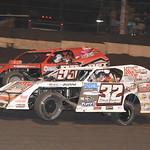 #32 Bobby Pierce #99W Chris Arnold