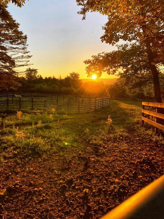 Blairstown, NJ sunset