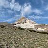 Mt Hood and Eliott Glacier