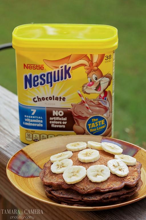 how to make nesquik with milk