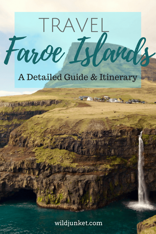 travel faroe islands - guide and itinerary
