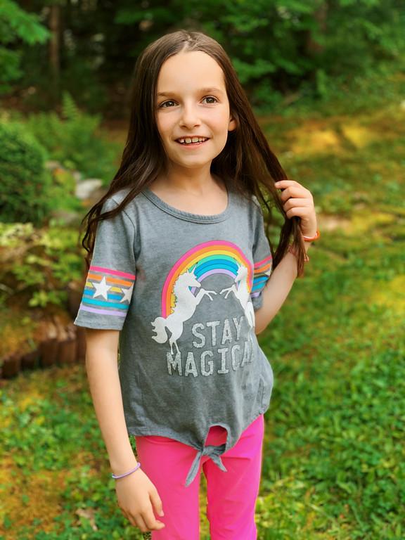 unicorn shirt for girls
