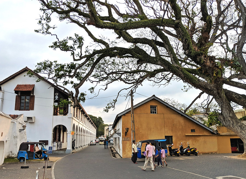 Affordable Beach Destination - Galle Fort