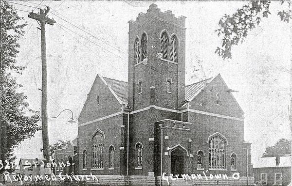 St Johns 1908 church