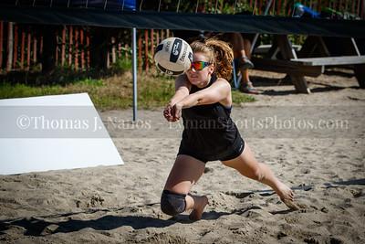 2019-08-10 - The Sandbox Juniors Beach Volleyball Tournament - Esker Point Beach, Groton