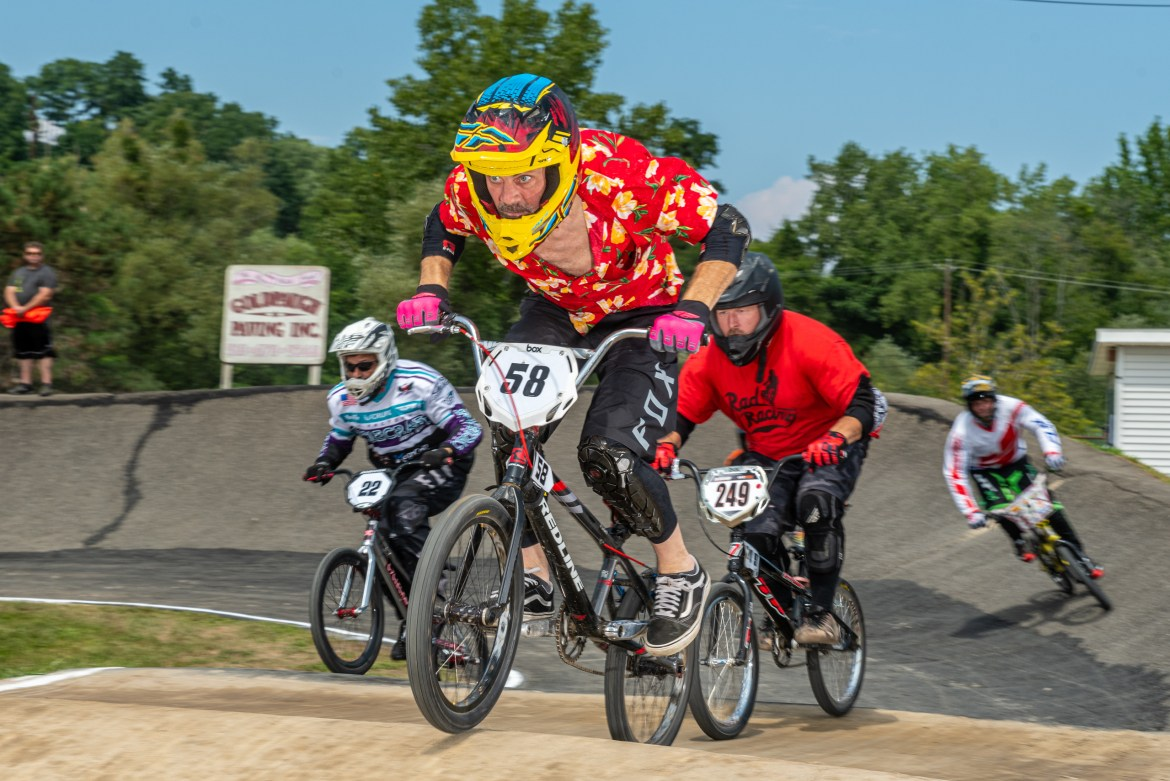 Kingston Point BMX – Gold Cup – 8-8-2021
