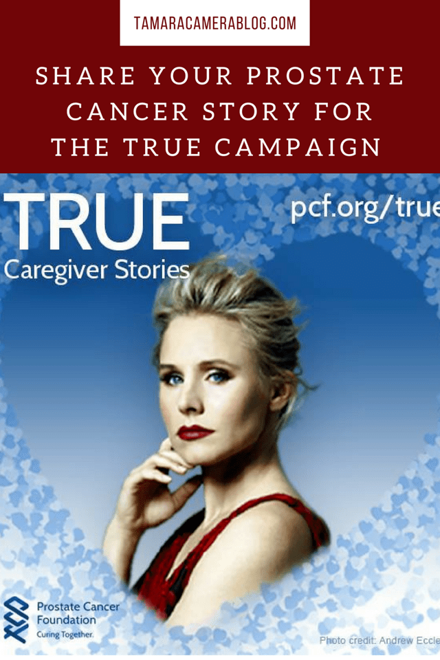 Share your prostate cancer story for the TRUE Campaign. Prostate Cancer has affected my family, and it's time for us to share our stories and make this cancer more known. #ad #TrueCampaign