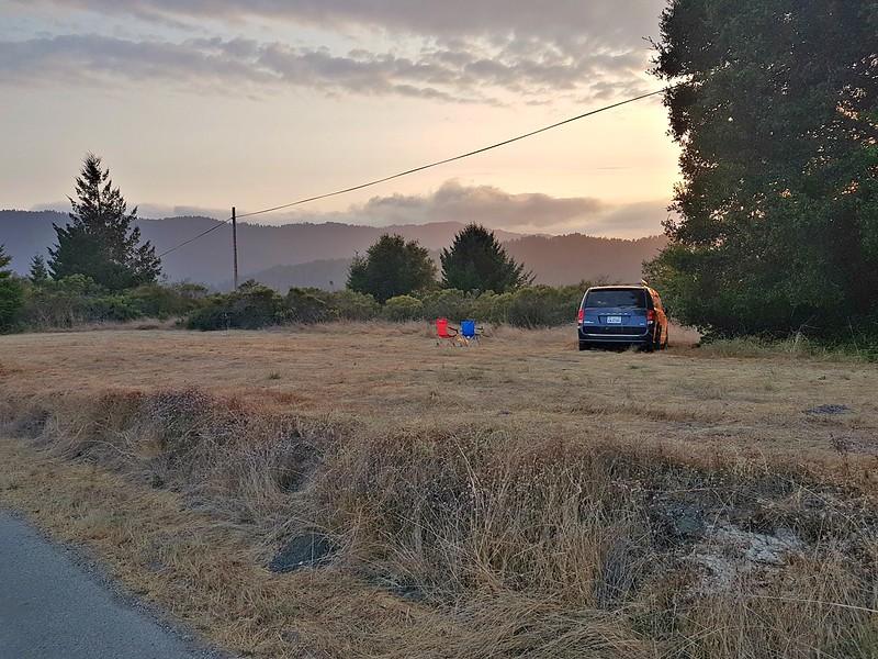 California road trip - Pescadero Creek Park