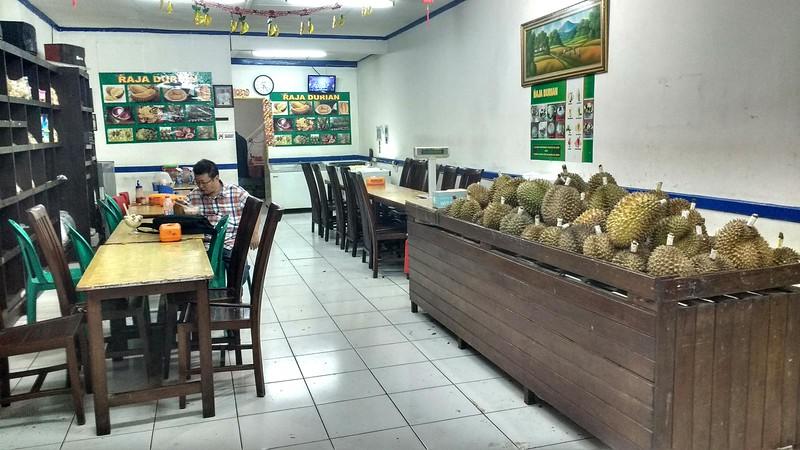 North Jakarta Durian