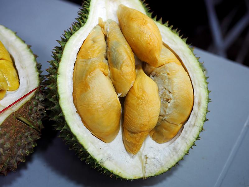 Red Prawn Kuala Lumpur durian