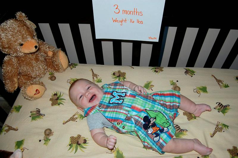 Beth P.'s baby
