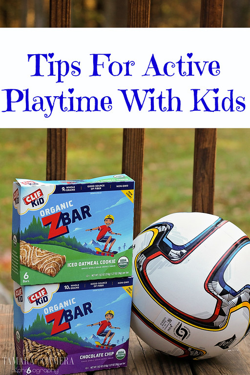 Here are my top ten tips and ideas for keeping your kids active all year round! With creativity and spirit, it will keep you active too! #CLIFKid #ad