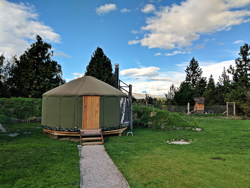 8 Day New Zealand Road Trip - Yurt in Wanaka