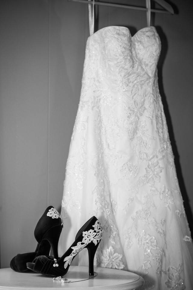 Photographed in December. Something Olde, Something New, Something Borrowed, Something Blue