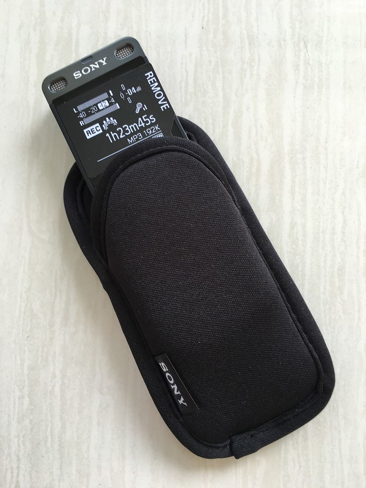 Digital Voice Recorder ICD-UX560F