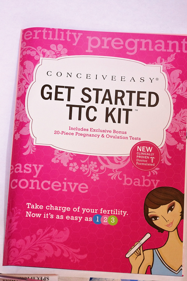 Getting pregnant can be complicated sometimes. That's why it's great to have tools and kits to help, like the ConceiveEasy TTC Kit. Read about its benefits!