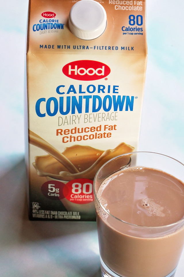 We're so close to spring, and I've found a love with Hood Calorie Countdown (especially in chocolate). That's why I'm sharing my 5 spring resolutions to let light into your life! #ad #CalorieCountdown #IC