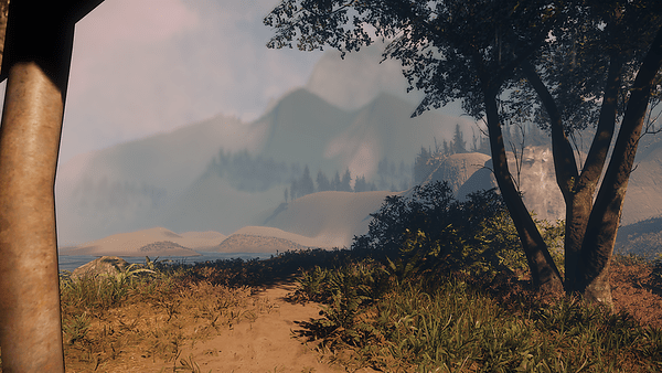 Scenery in Drizzlepath