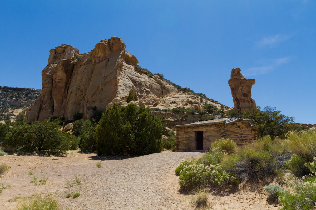 Grand Staircase and the San Rafael Swell