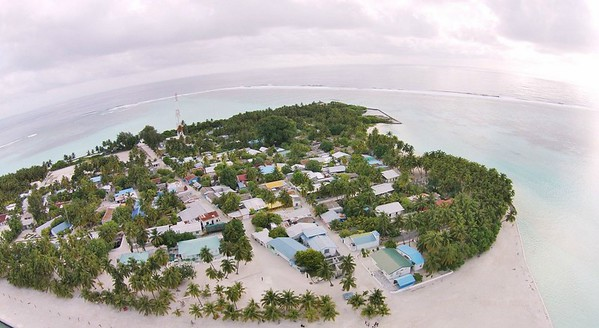 Maldives on a budget - Mathiveri Island