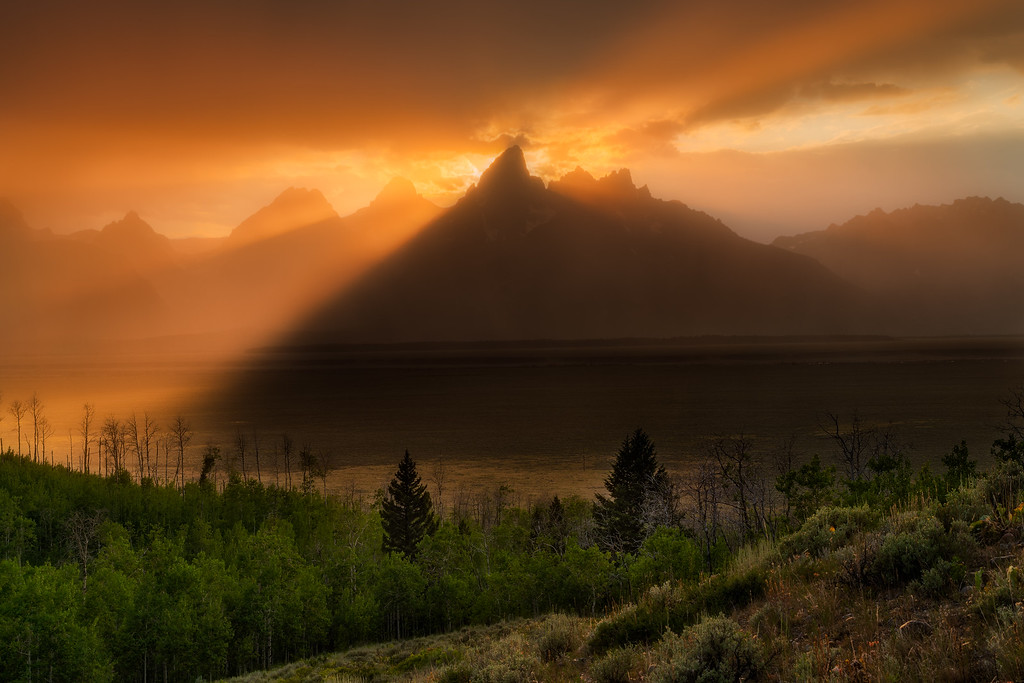 2019 in Pictures Grand Teton National park