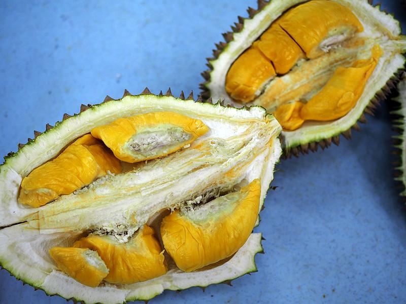 Kuala Lumpur Durian Stall