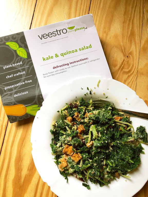 Healthy food delivery that is 100% plant-based, made with organic ingredients, fully prepared, preservative-free, and kosher-certified? Sign me up now! #ad