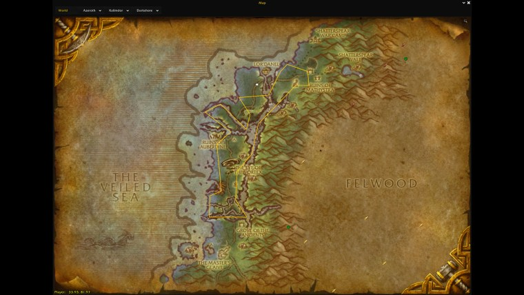 Copper Ore and the Best Routes for Farming Them as of 8 2