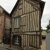 Lovely wonky Honfleur house.