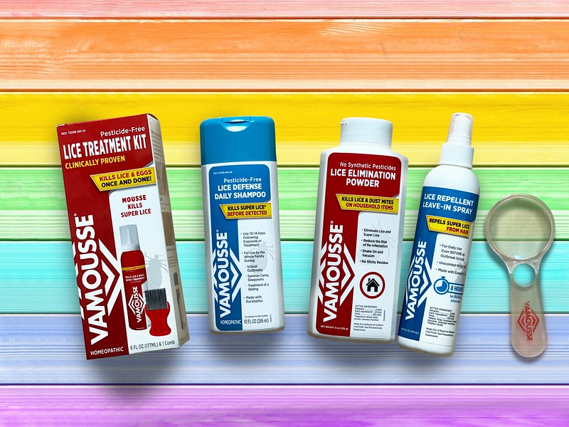 Vamousse Daily Defense Shampoo