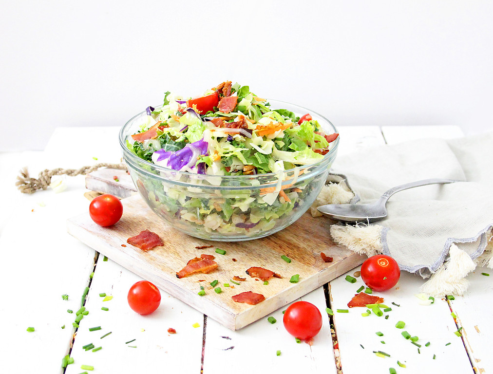 delicious salad recipe for the new year