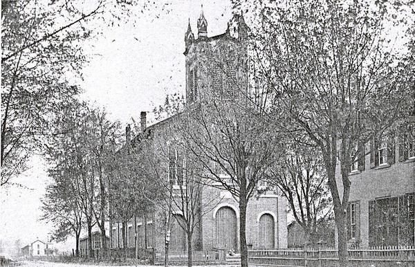 St. John's Church completed 1879