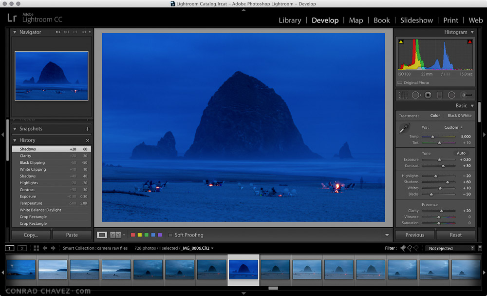 Adobe Lightroom 6 and CC