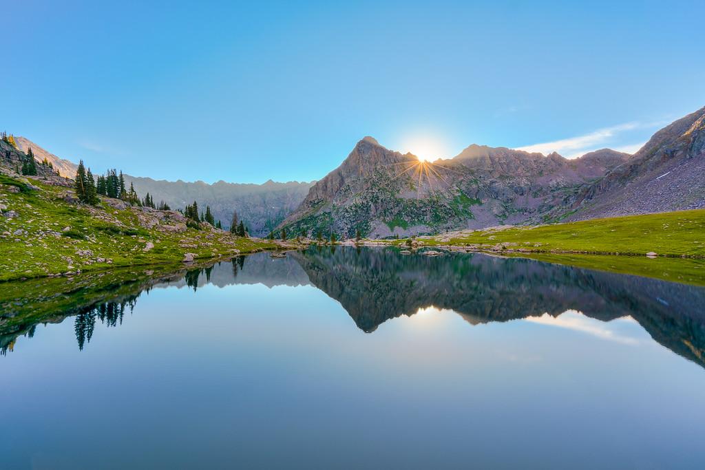 Gore Range Vail Colorado