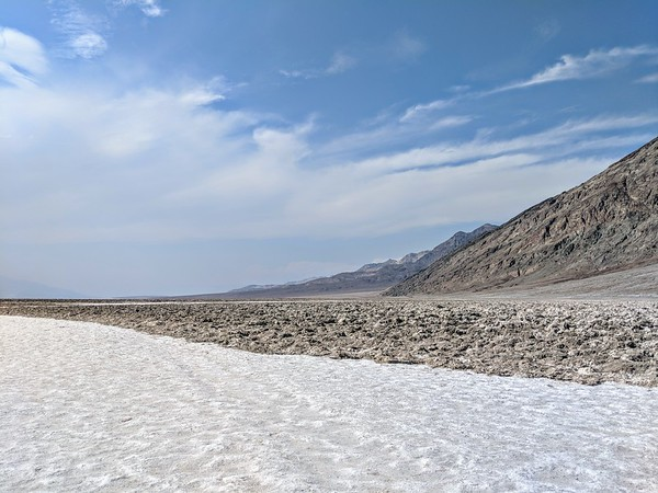 Things to do in Las Vegas - Badwater Basin in Death Valley