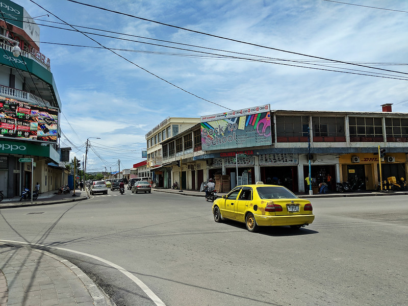 Travel Guide to Dili - downtown Dili