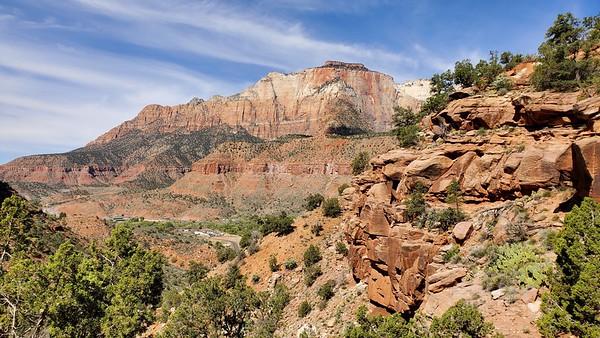 Spring Break Trip – Zion National Park and Las Vegas