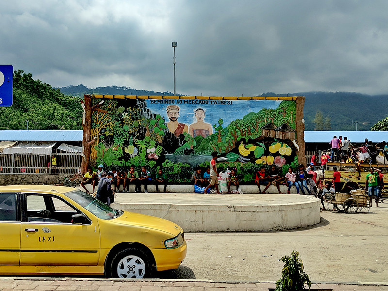 Travel Guide to Dili - Taibesi Market