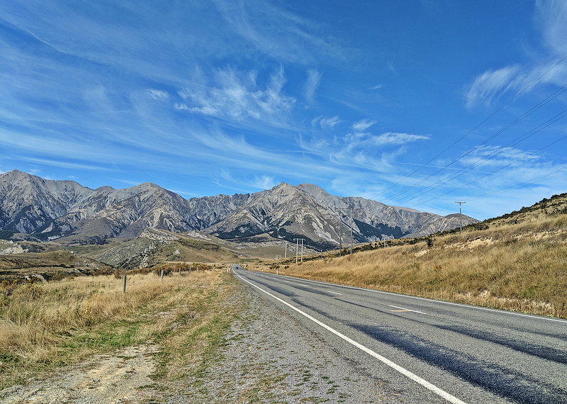 8 Day New Zealand Road Trip - Arthur's Pass Highway 73