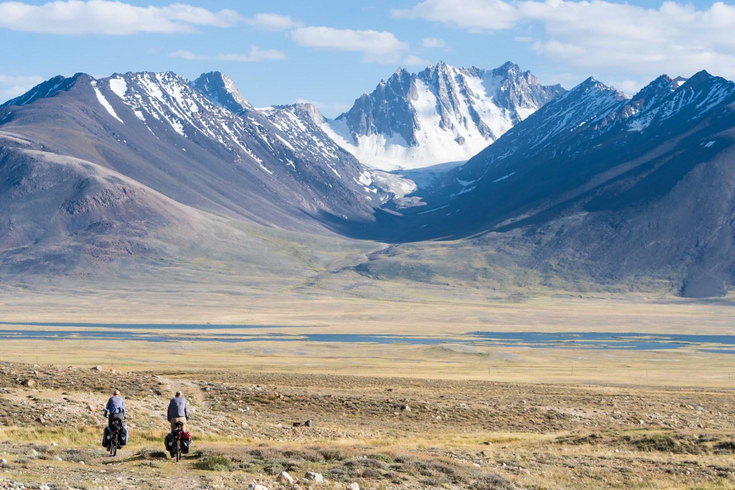 Monumental mountain