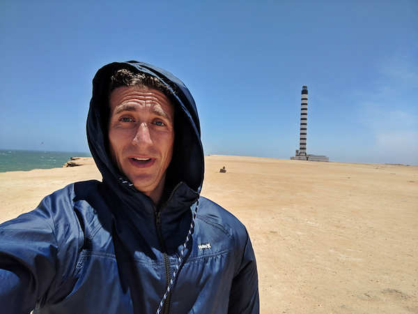 Travel to Dakhla - The Lighthouse