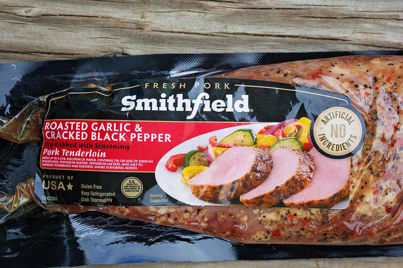 Smithfield Roasted Garlic Cracked Peppercorn Tenderloin Archives