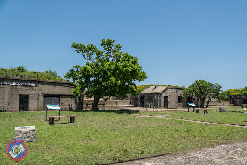 The Parade Ground at Fort Wool (©simon@myeclecticimages.com)