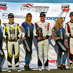Top 3 in USF 2000 Feature