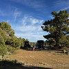 Camp. Nice shade and place for several vehicles.