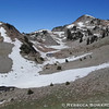 Still a bit of snow up here in late July